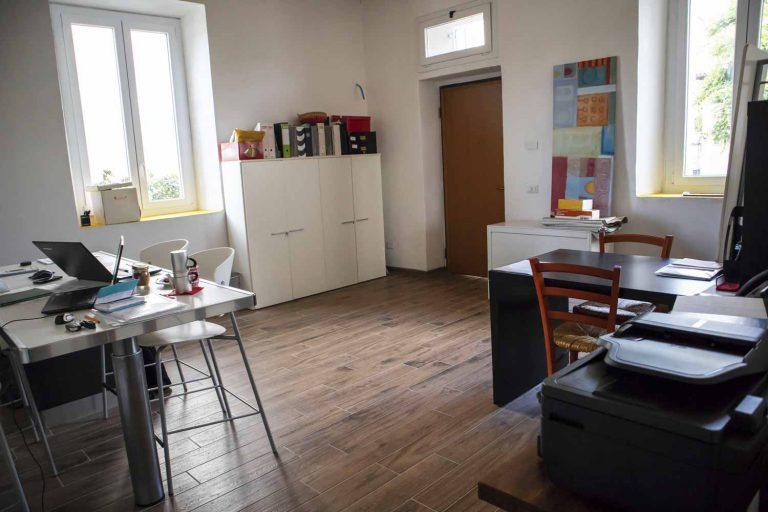 interno nuova sede Besana Brianza (MB)