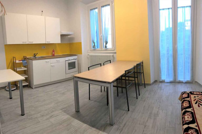 Interno appartamento ristrutturato cucina